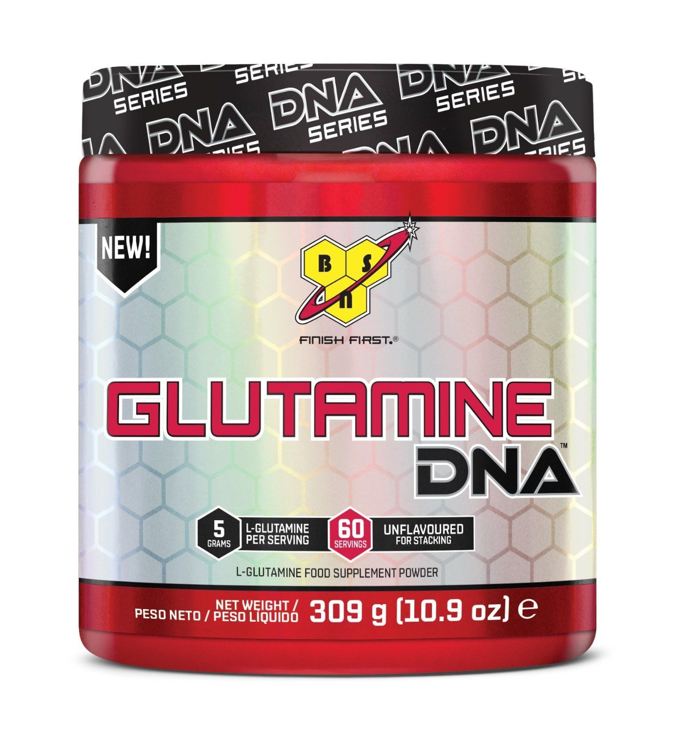 Glutamine DNA 309 g - BSN