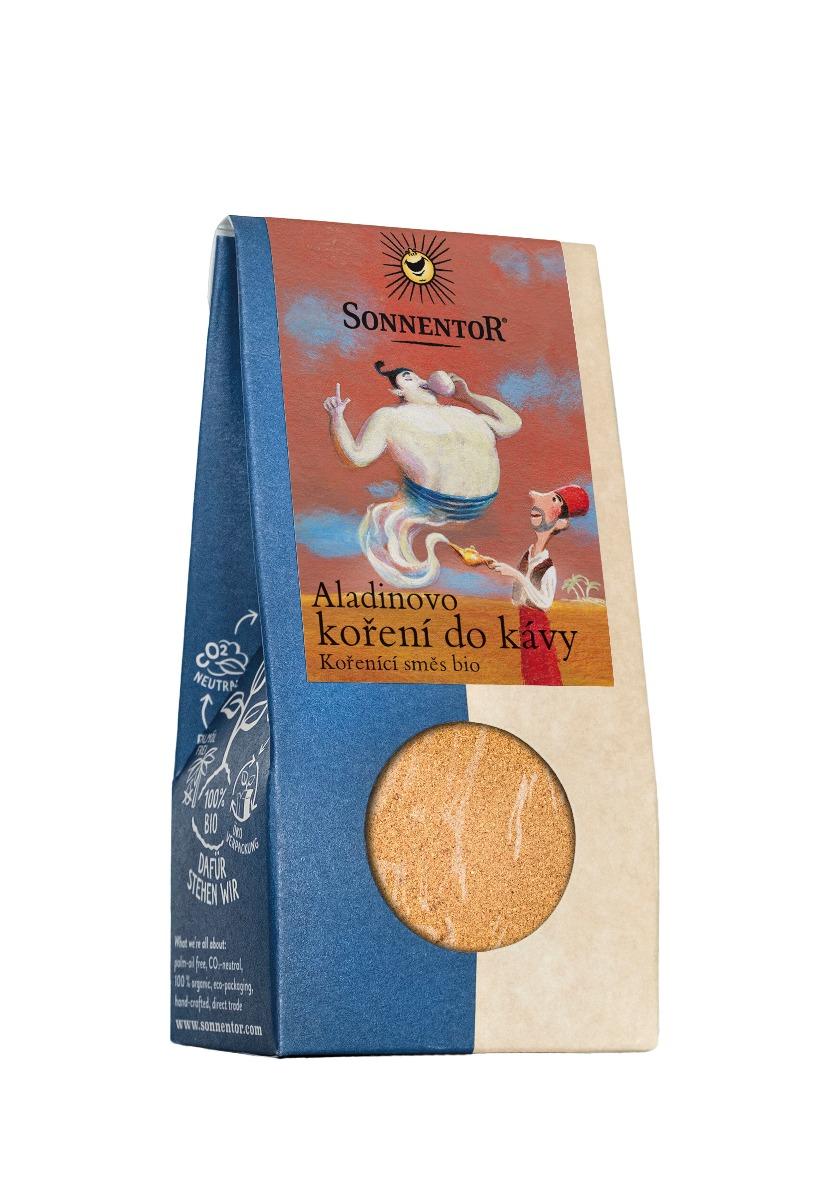 BIO Aladinovo koření do kávy 25 g - Sonnentor