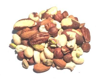Mix prírodných orechov - 500 g - bez príchute