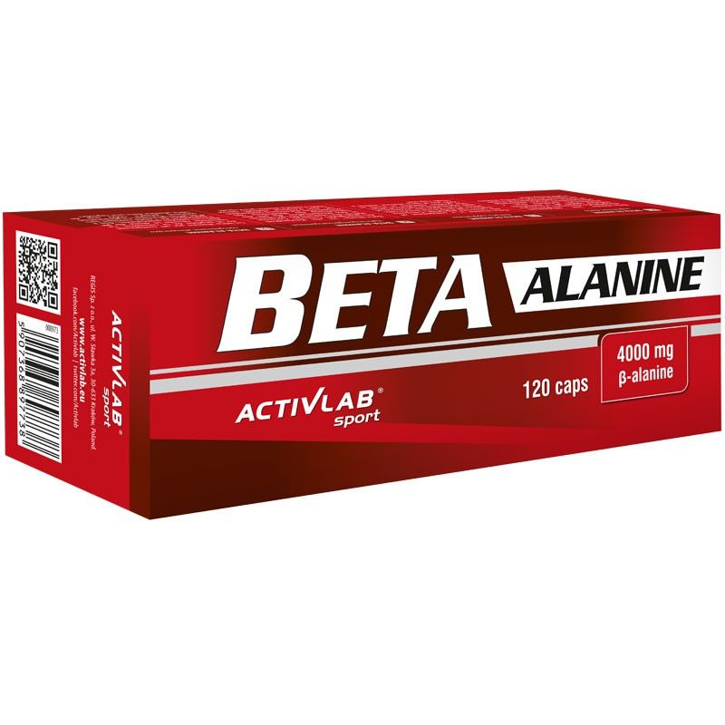 Activlab Beta Alanine 120 tabliet