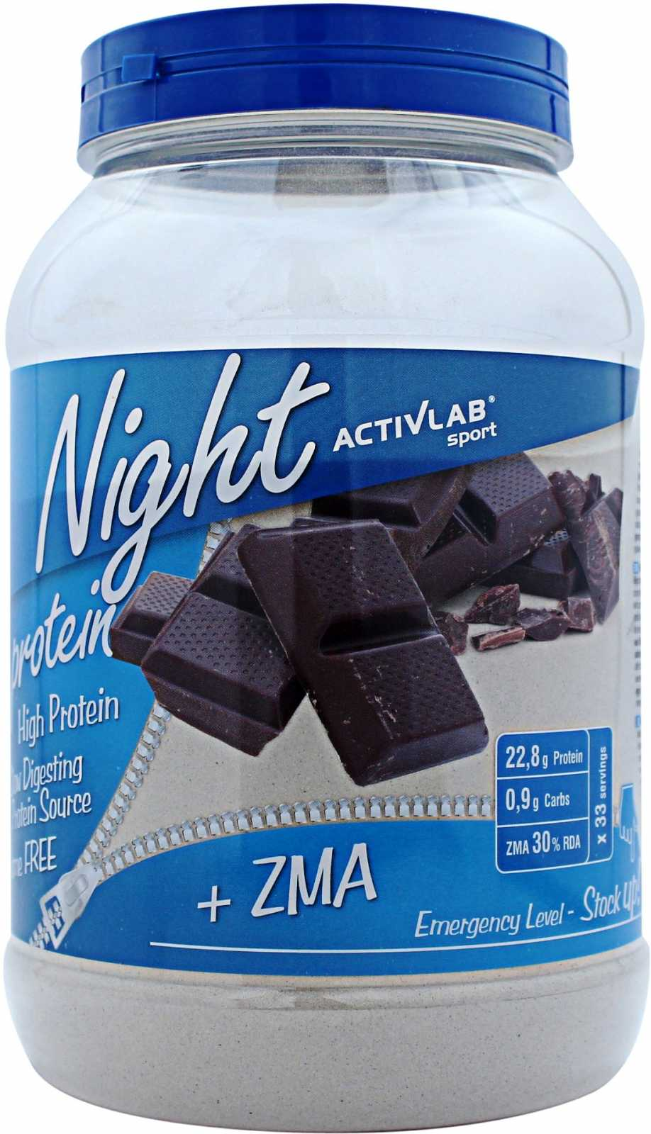 Activlab Night Protein ZMA 1000 g