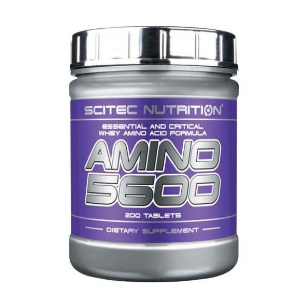 Scitec Nutrition Amino 5600 200 tabliet