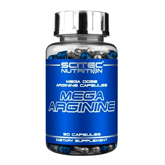 Sitec Nutrition Mega arginine 90 tabliet