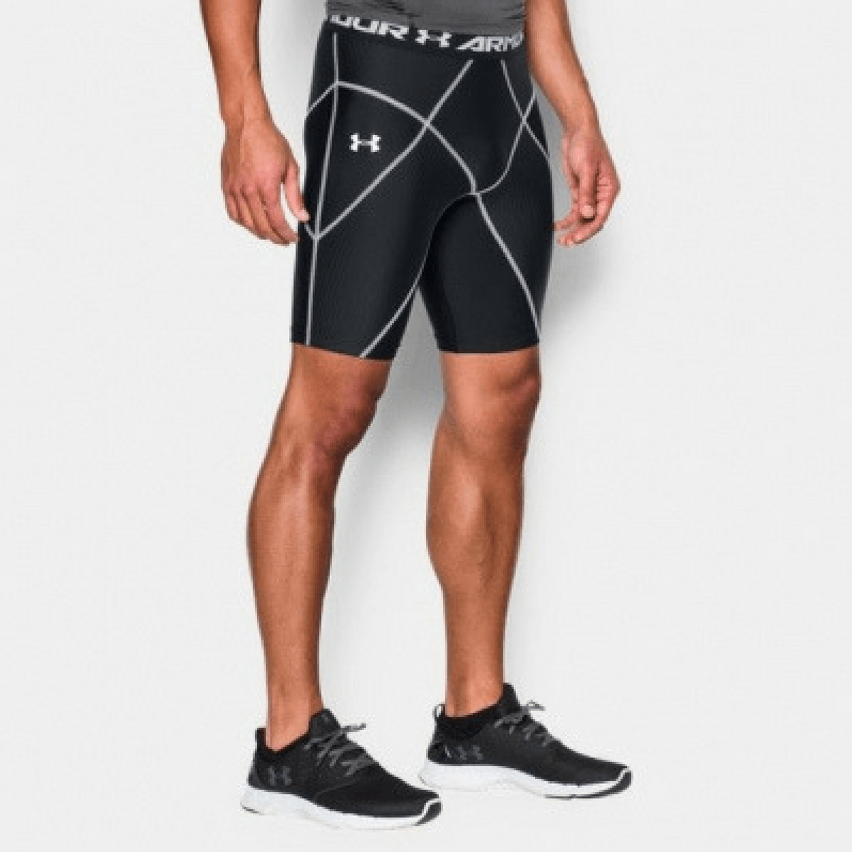 Under Armour Armour Core Short Black - M