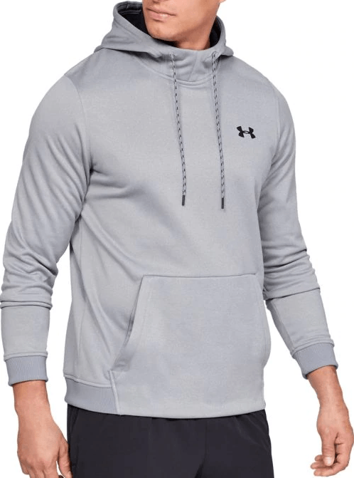 Under Armour Armour Fleece Po Hoodie Grey