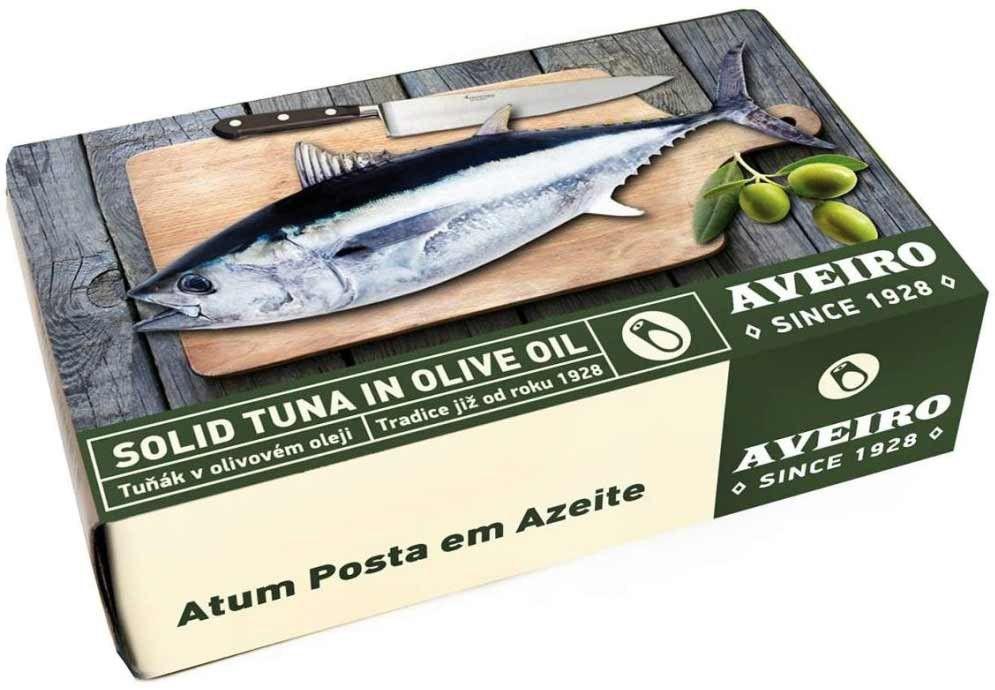 Aveiro Tuniak v olivovom oleji 120 g