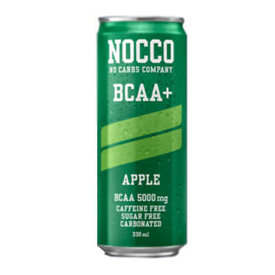 NOCCO BCAA  330 ml - Apple