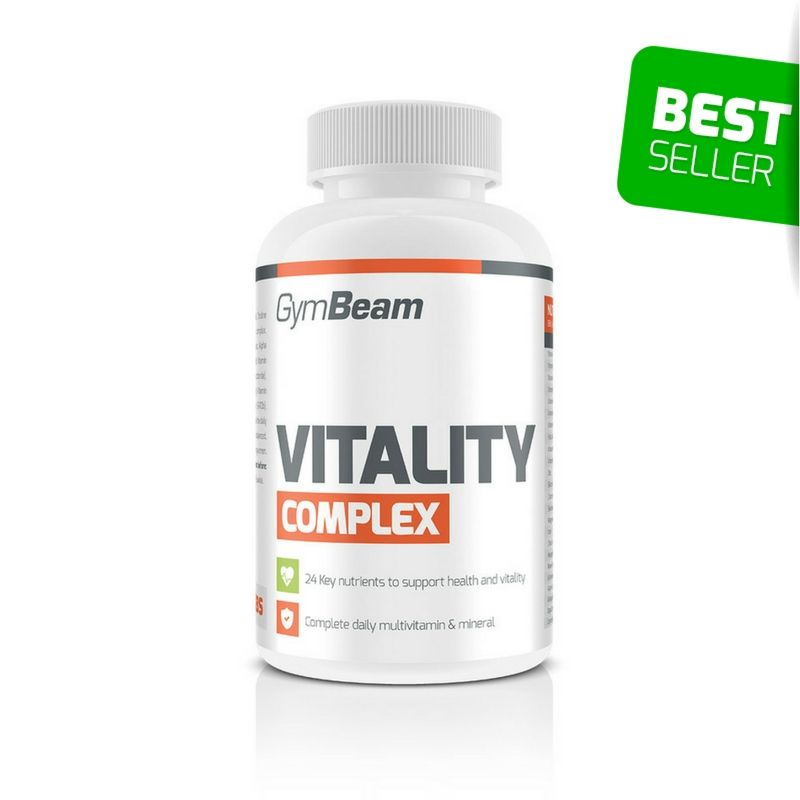 Multivitamin Vitality complex - GymBeam