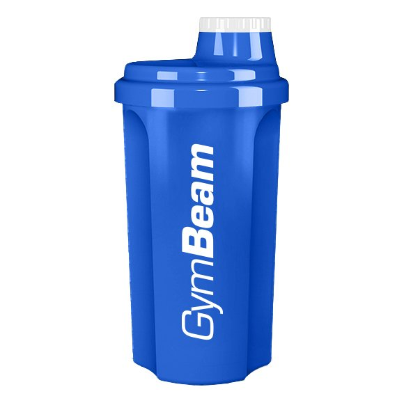 GymBeam Šejker modrý 700 ml