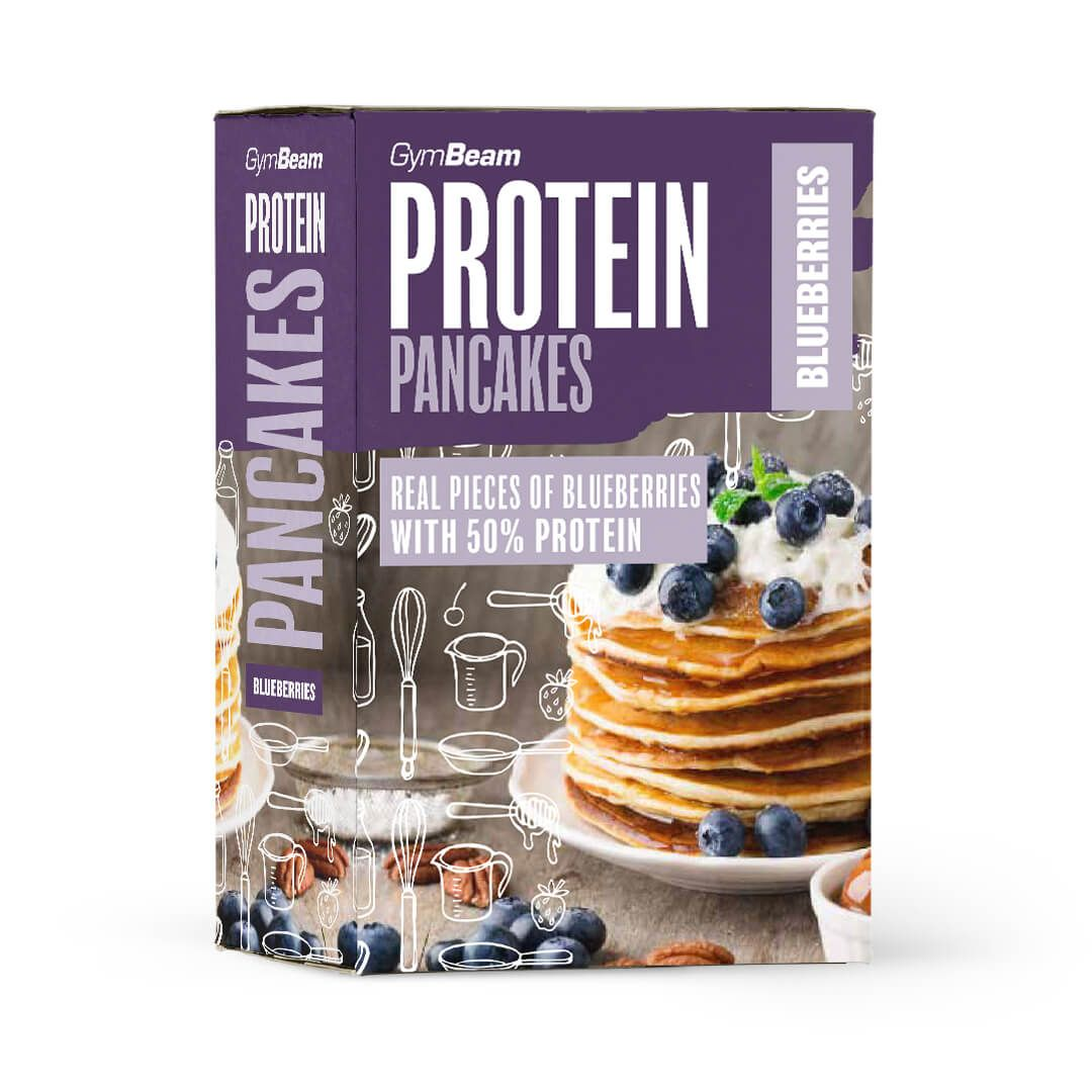 GymBeam Protein Pancake Mix 500 g