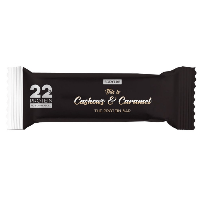 Bodylab The Protein Bar 65 g Cashews & Caramel