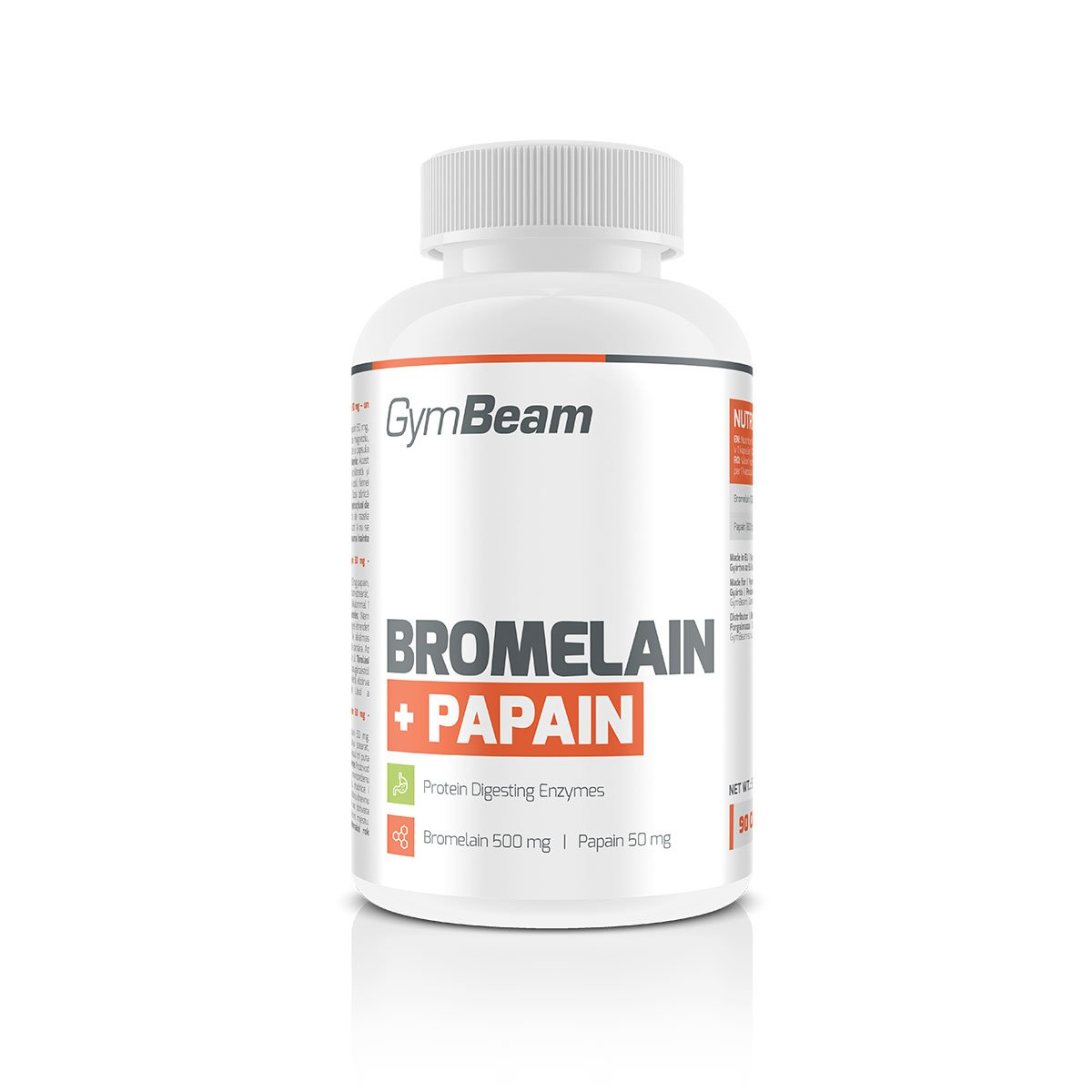 Bromelain Papain - GymBeam
