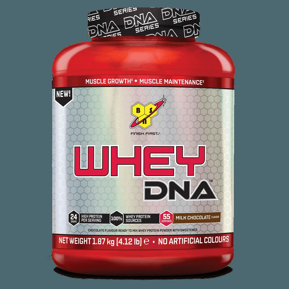 Proteín Whey DNA 1870 g - BSN - mliečna čokoláda