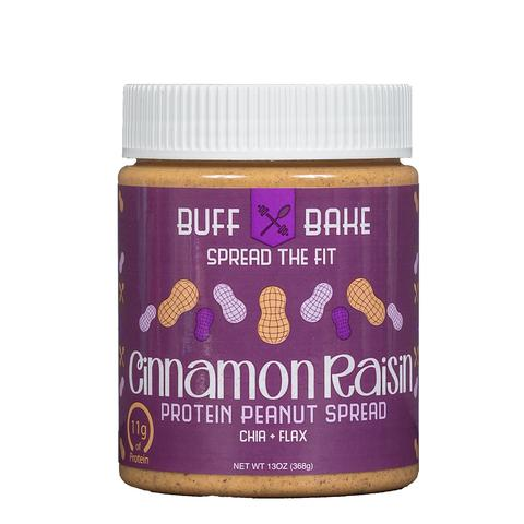 Buff Bake Protein Peanut Spread 368 g - chocolate chip