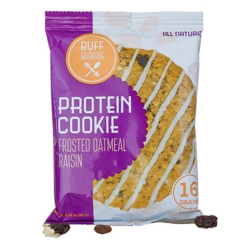 Buff Bake Protein Cookie 80 g - birthday cake