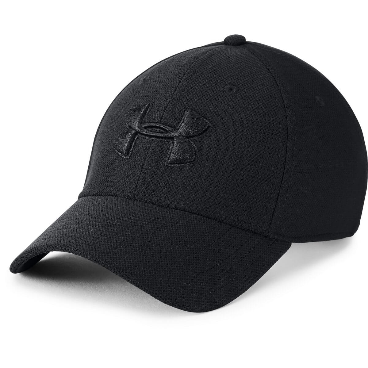 Under Armour Šiltovka Men's Blitzing 3.0 Cap BlackBlack LXL