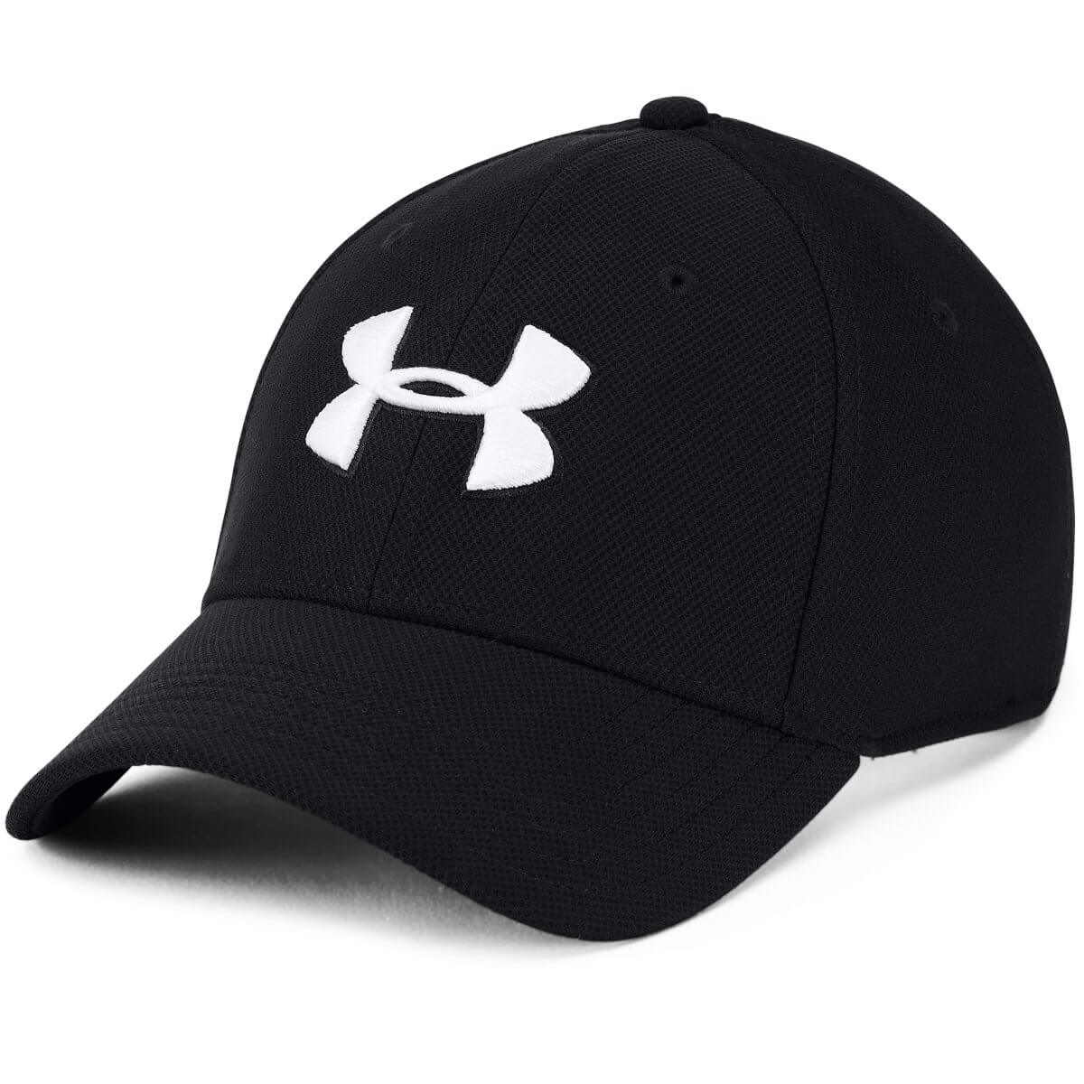 Under Armour Šiltovka Men's Blitzing 3.0 Cap BlackWhite LXL