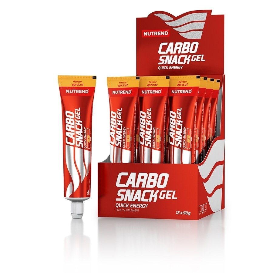 Carbosnack 50 g - Nutrend