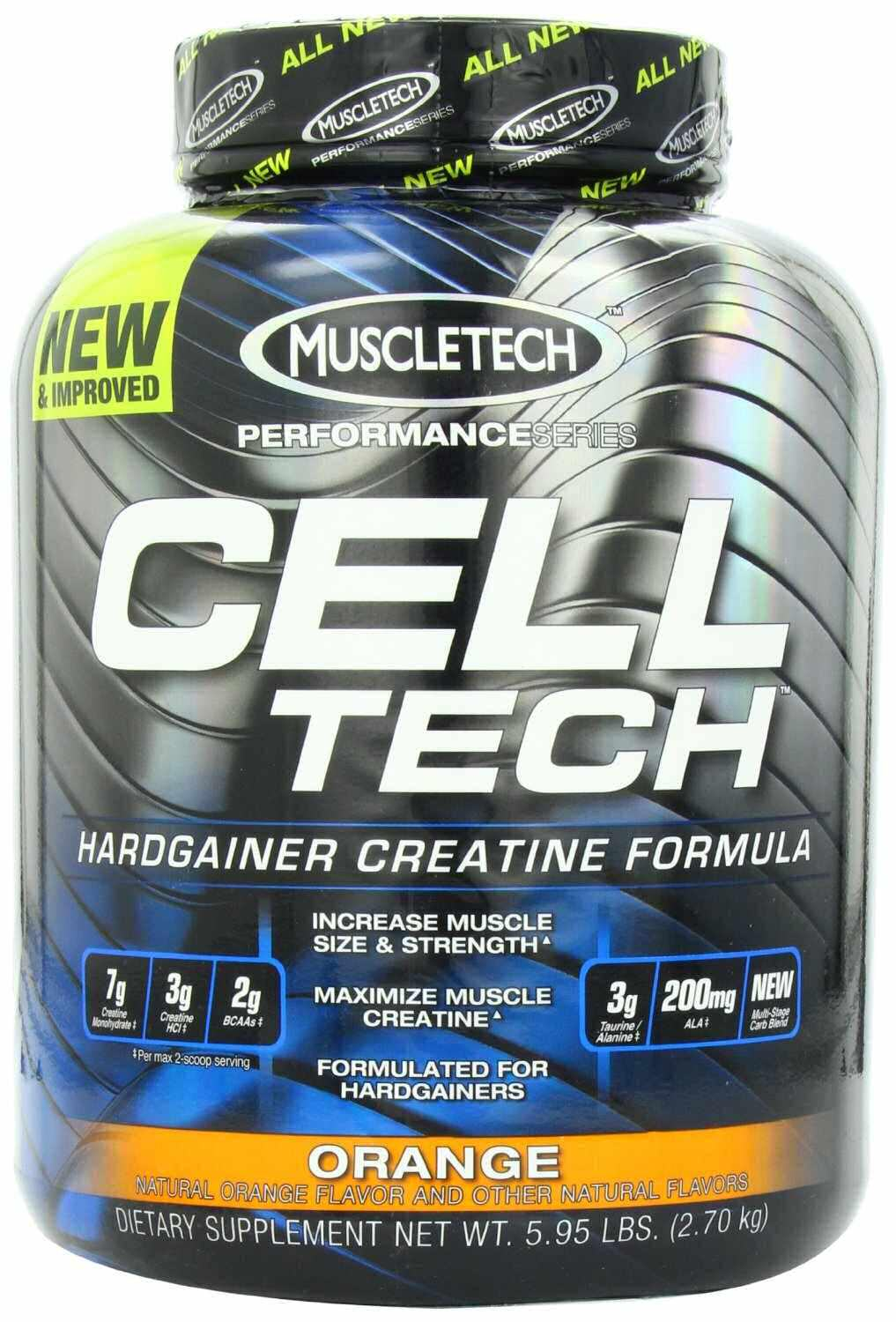 MuscleTech Cell-Tech 1400 g