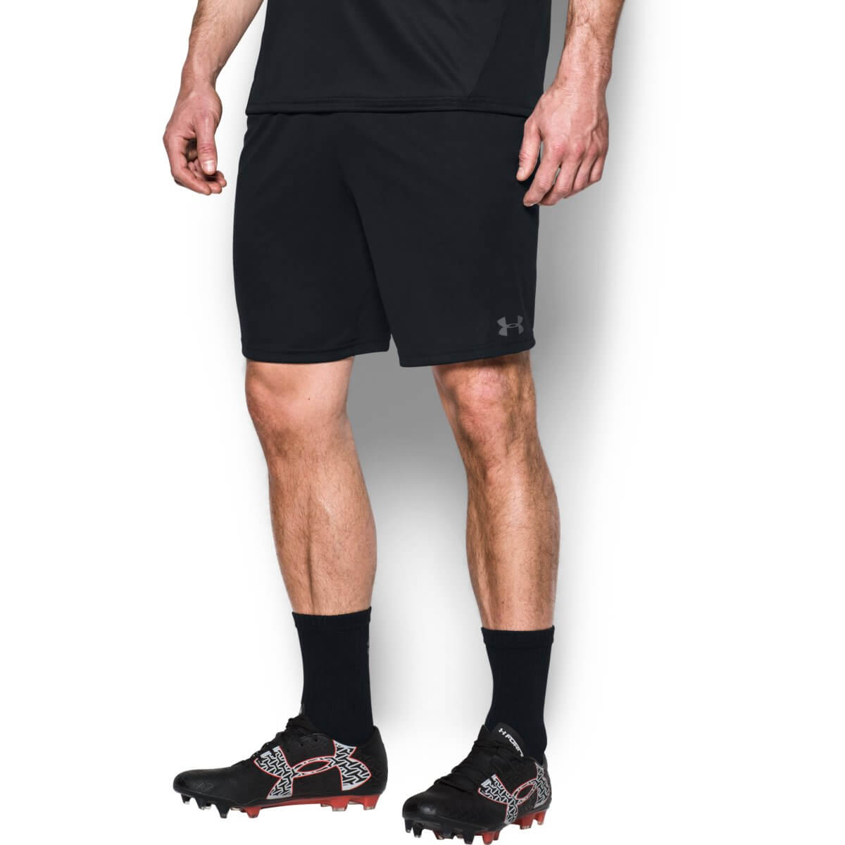 Under Armour Challenger II Knit Short Black