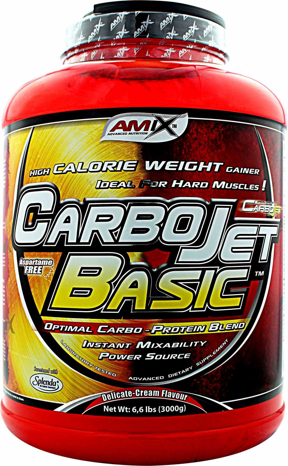 Amix CarboJet Basic 3000 g - chocolate