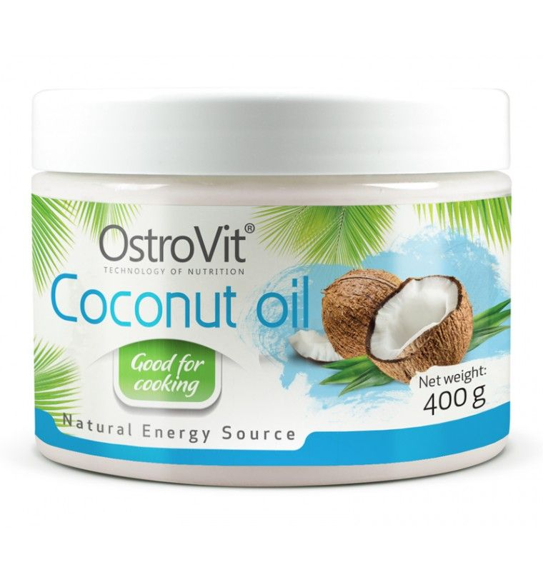 Ostrovit Coconut Oil 400 g