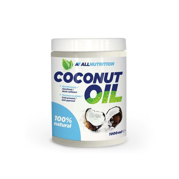 All Nutrition Coconut Oil 500 ml