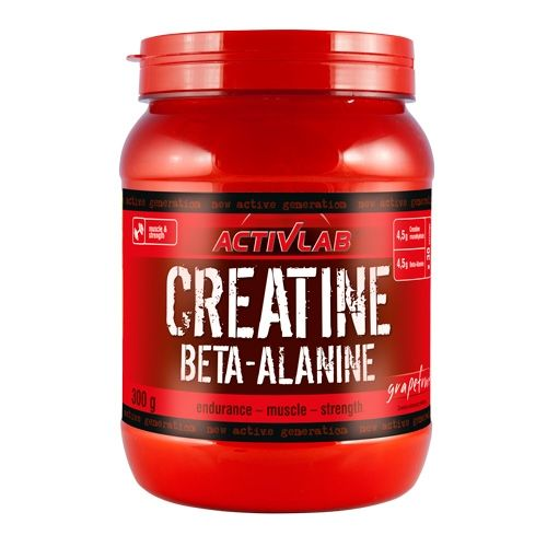 Creatine Beta Alanine 300 g - ActivLab
