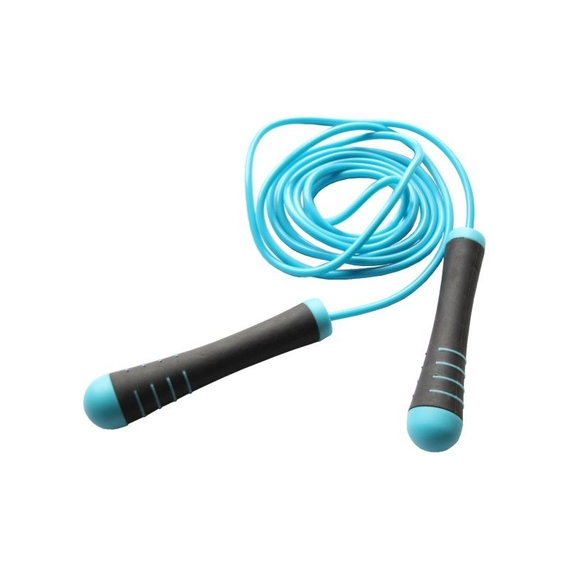 Švihadlo Cross Weighted Jump Rope PS-4031 - Power System - grey