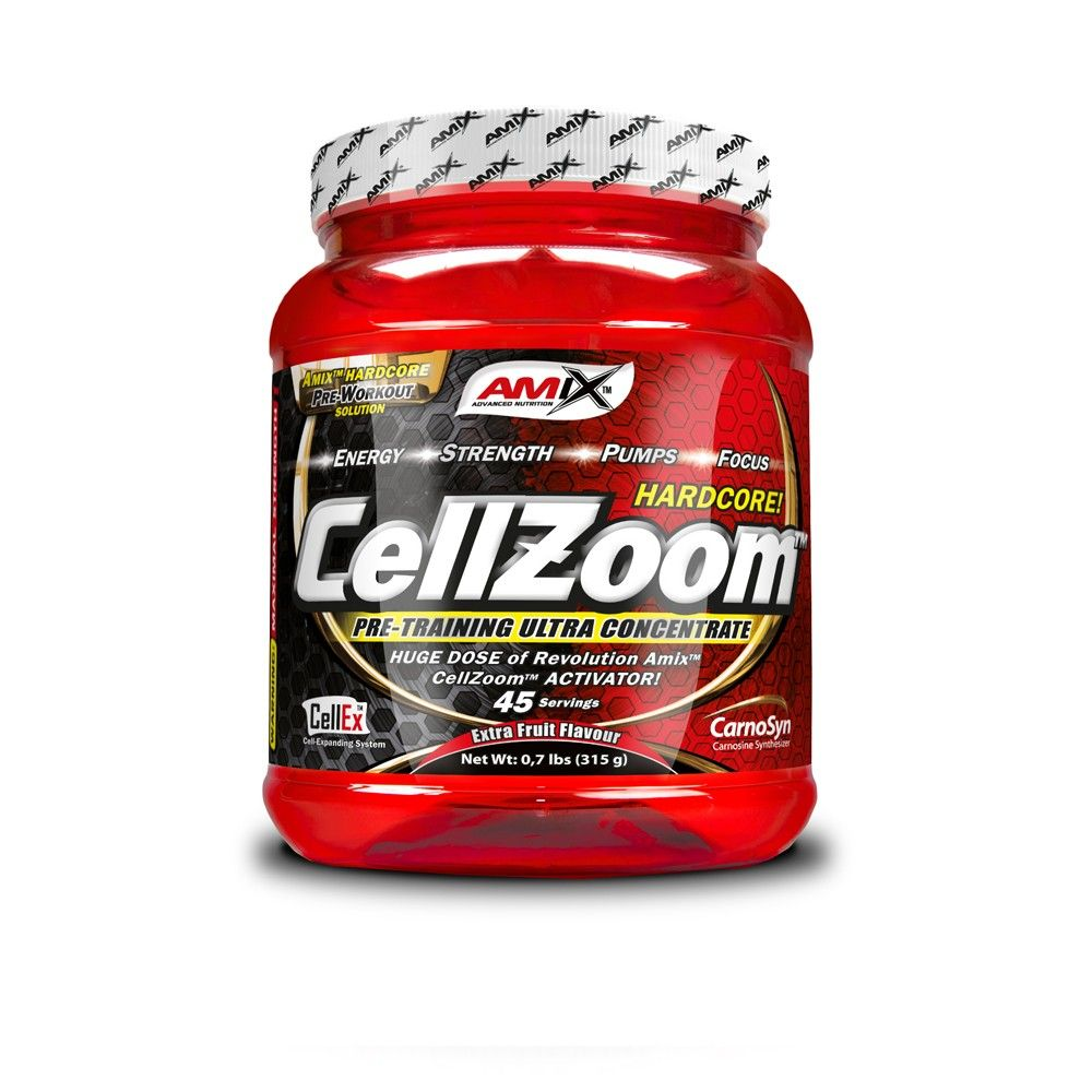 AMIX CellZoom Hardcore Activator 315 g - fruit punch