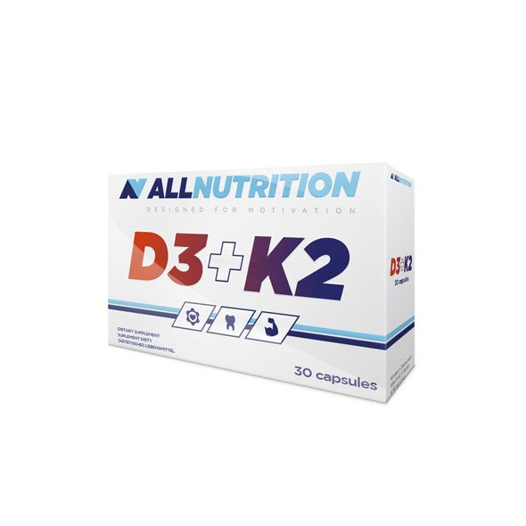 All Nutrition D3  K2