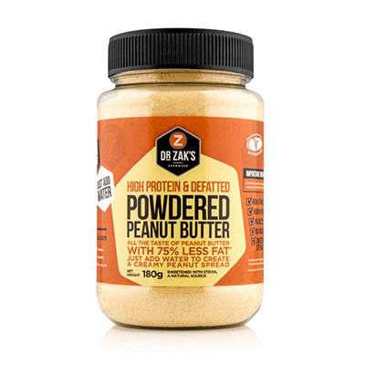 Dr Zak's Powdered Peanut Butter 180 g
