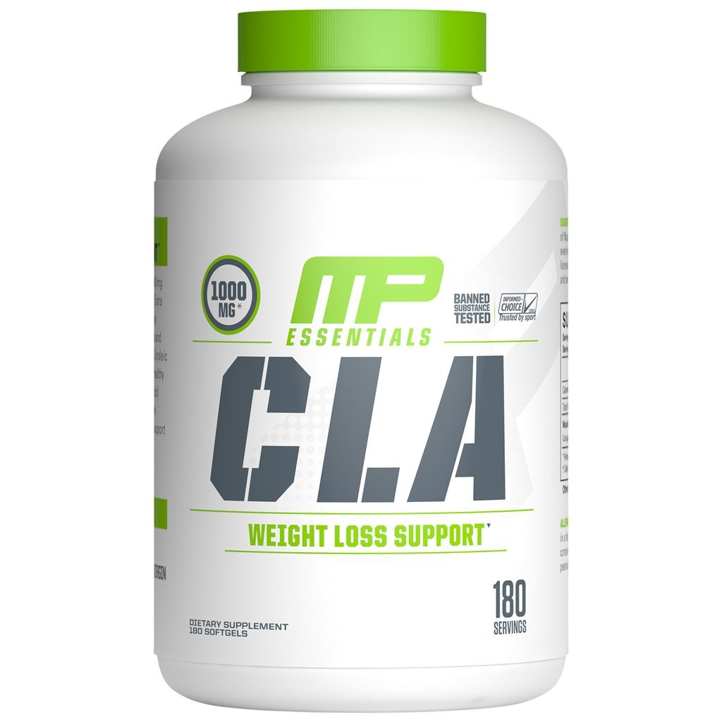 Muscle Pharm CLA Core 180 tabliet