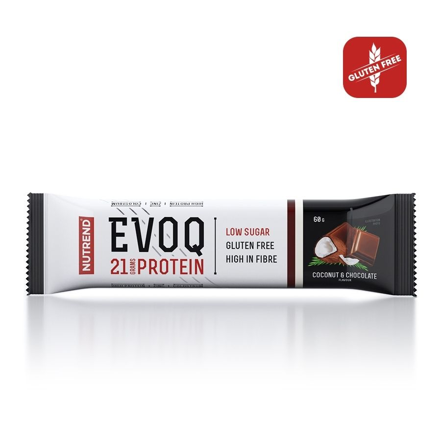 Nutrend EVOQ 60 g - coconut chocolate