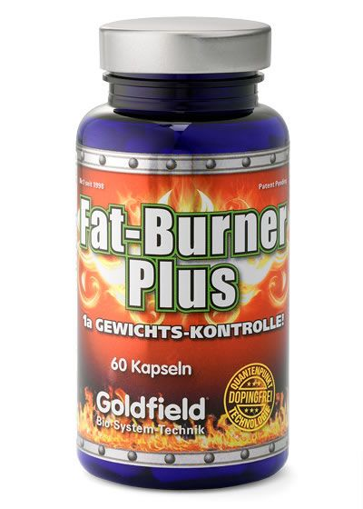 Goldfield Fat-Burner Plus 60 tabliet