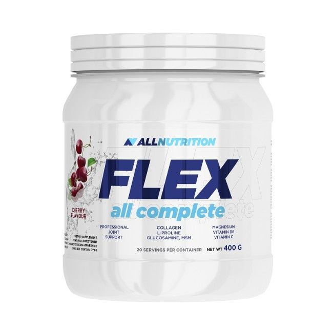 All Nutrition Flex All Complete 400 g - lemon