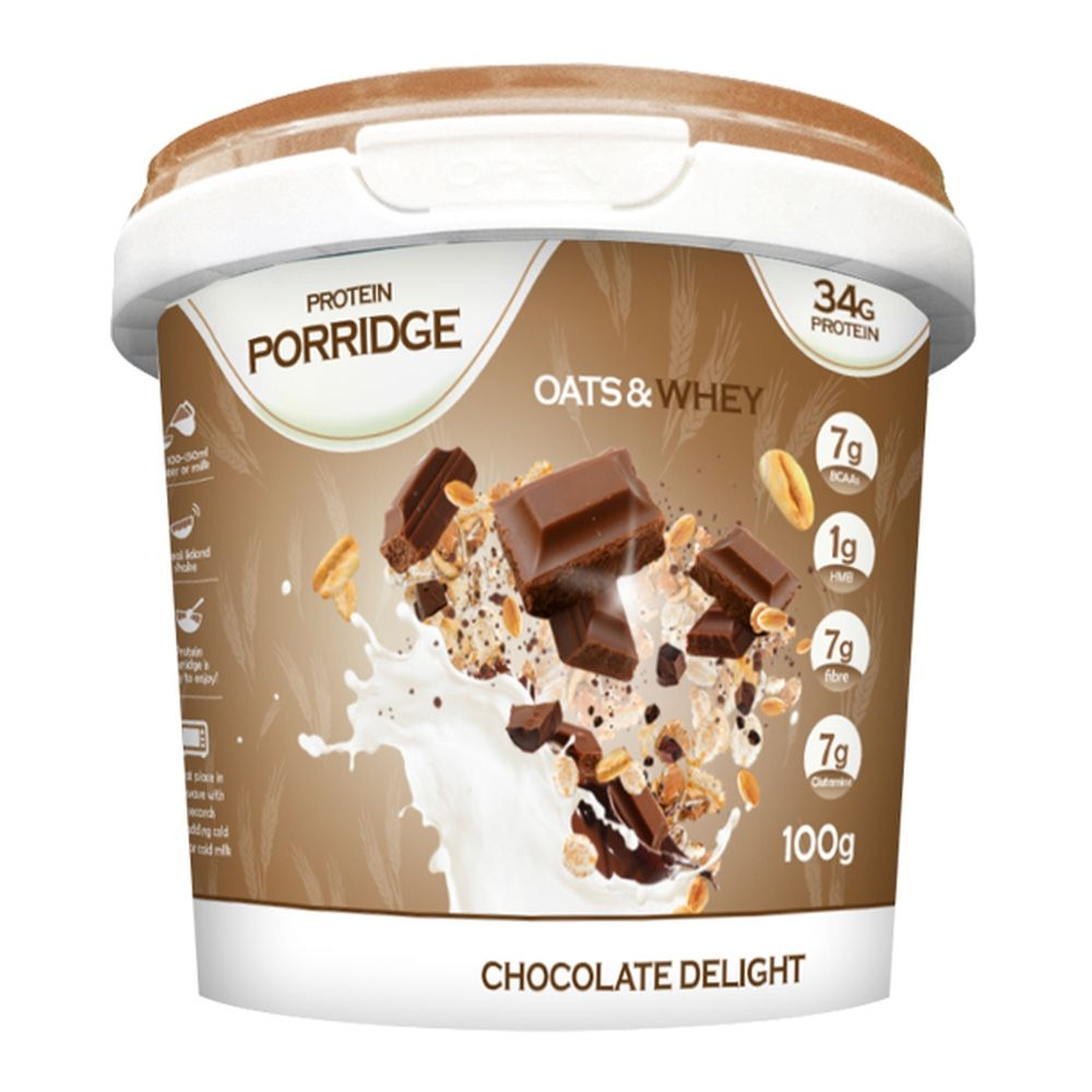 Protein Porridge 100 g - Feel Free Nutrition
