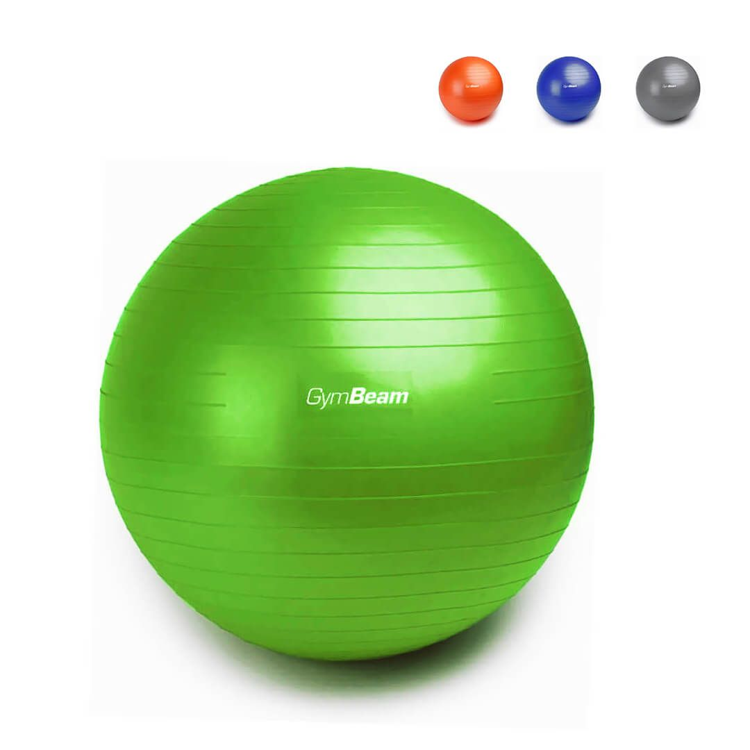 Fit míč FitBall 65 cm - GymBeam - orange