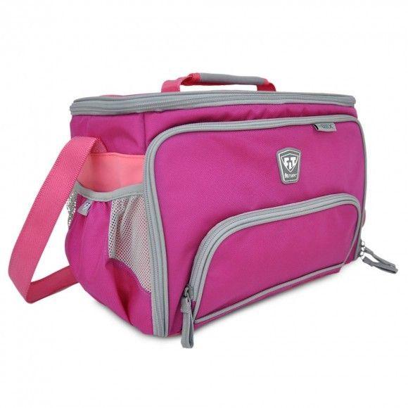 Taška na jedlo The BOX LG Pink - Fitmark - pink