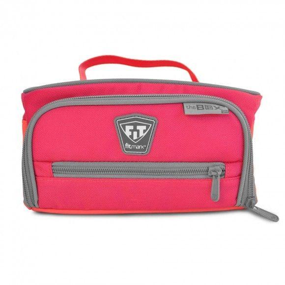 Taška na jedlo The BOX SM Pink - Fitmark - ružová