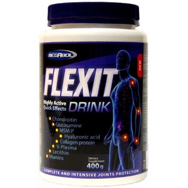 Flexit 400 g - Megabol-lemon