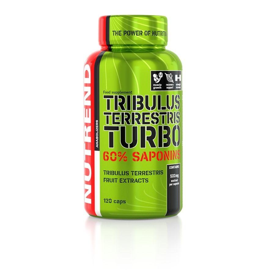 Nutrend Tribulus terrestris TURBO 120 tabliet