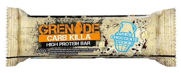 GRENADE Carb Killa 60 g - white chocolate cookie