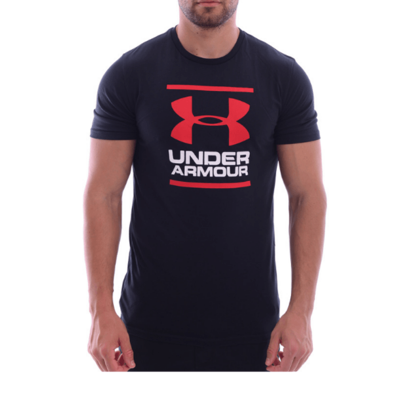 Tričko GL Foundation SS T Black - Under Armour - S