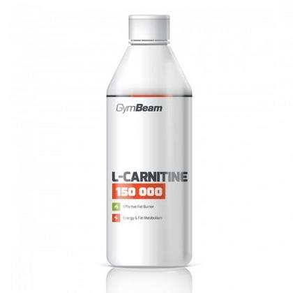 Spaľovač tukov L-Karnitín 220 000 - GymBeam - 500ml