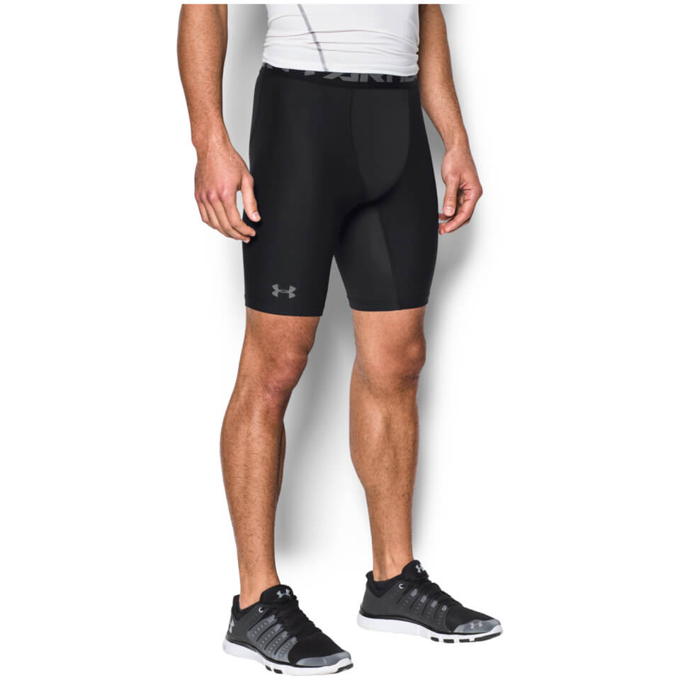 Under Armour HG Armour 2.0 Long Short Black
