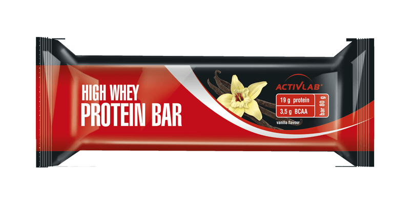 ActivLab High Whey Protein Bar 80 g