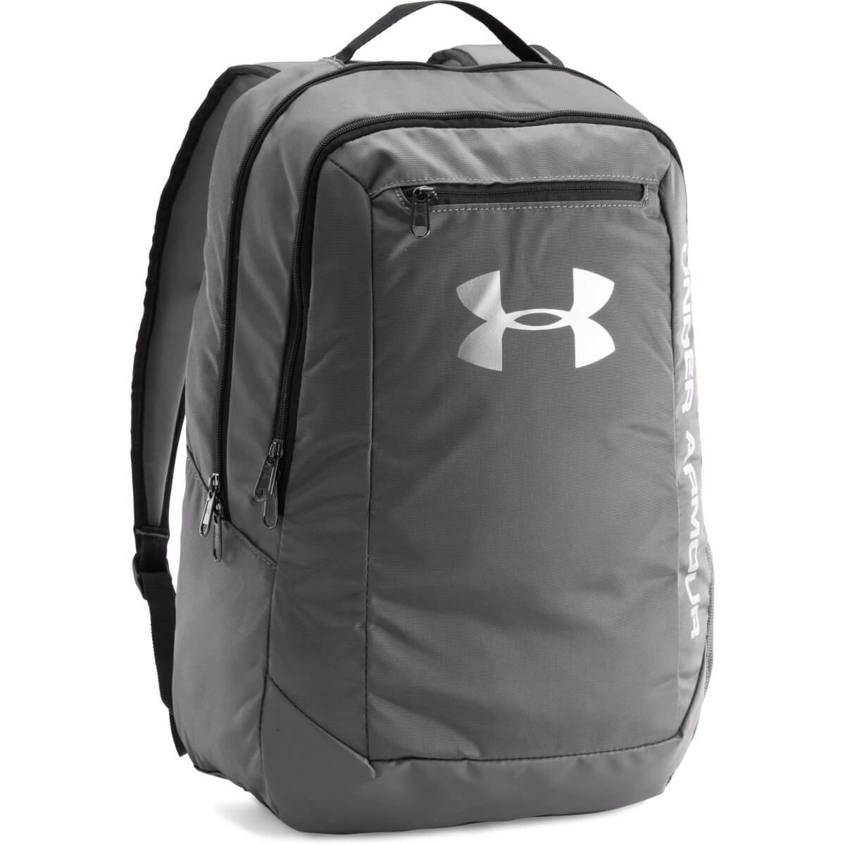 Hustle Backpack LDWR Grey - Under Armour - Grey