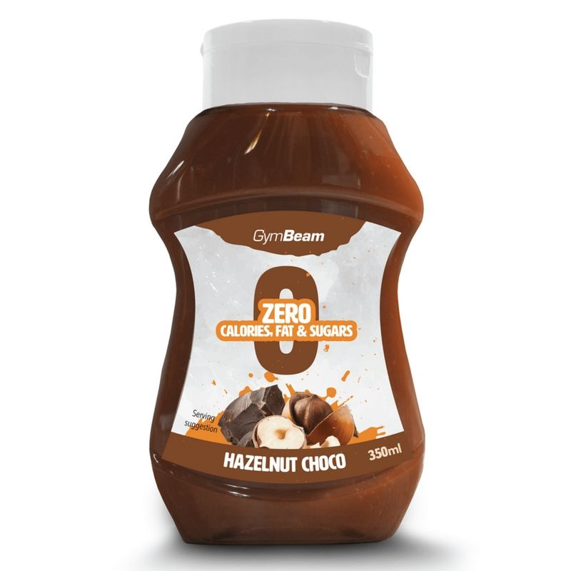 GymBeam Hazelnut Choco 350 ml