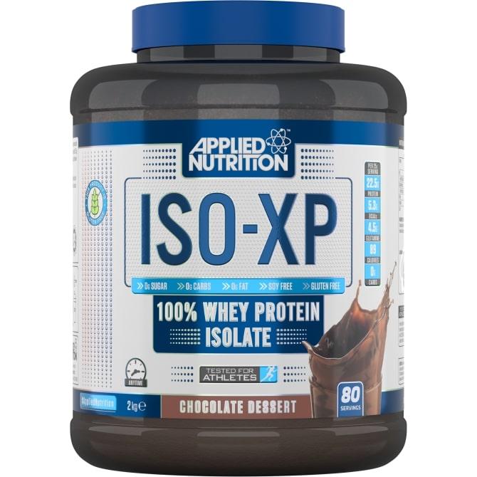 Protein ISO-XP 1000 g crème de la egg - Applied Nutrition
